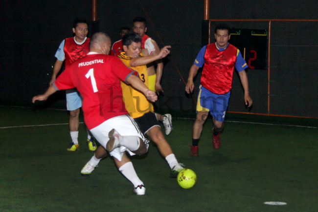 AAI FC in action. Foto: RES